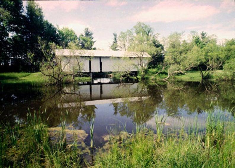 Baker Covered Bridge