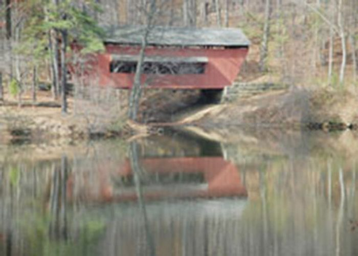 George Hutchins Covered Bridge