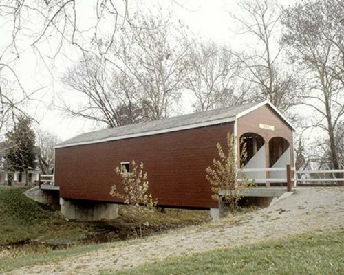 Roberts Road Covered Bridge